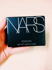 nars packaging